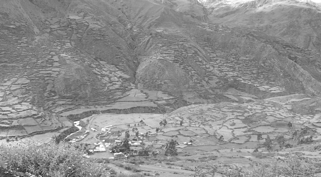 Traditional Peruvian Agrarian Slope Practices